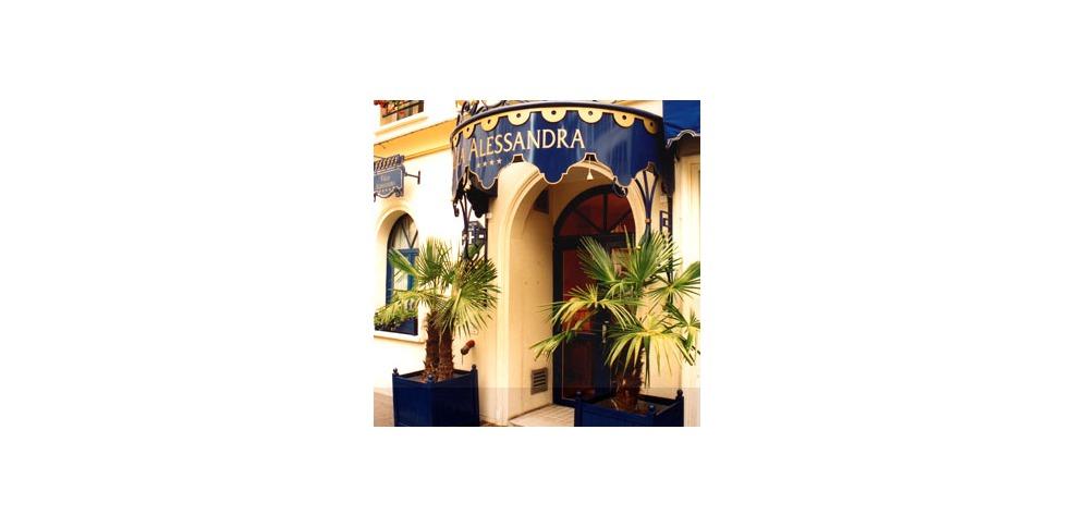 H tel villa alessandra h tel de charme paris for Reservation hotel a paris gratuit