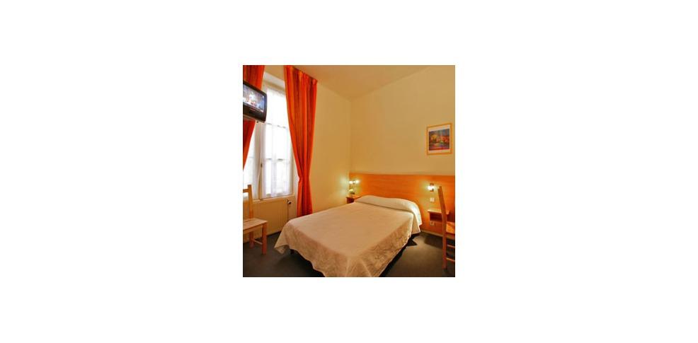 H tel montaigne charmehotel sarlat - Chambre thema parijs ...