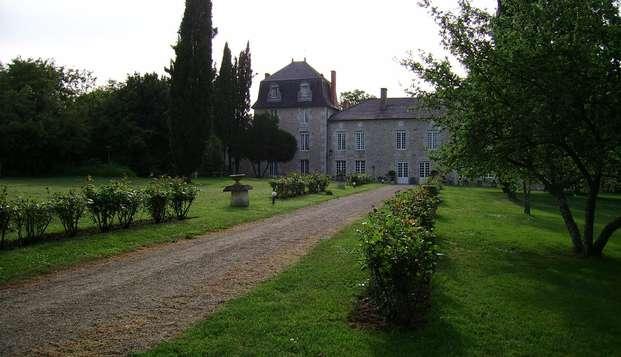 Nuit charg�e d'histoire en Charentes