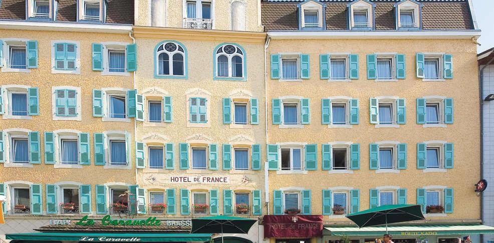 Hotel De France H Tel De Charme Evian Les Bains