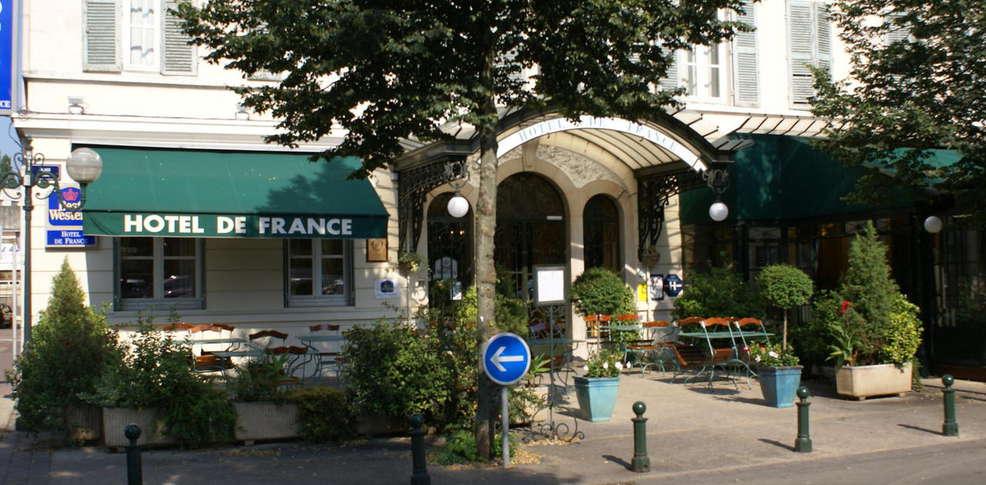 H tel de france bourg en bresse h tel de charme bourg - Carrefour drive bourg en bresse ...