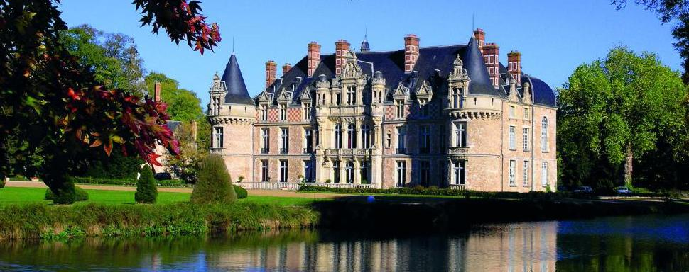 week end chateau