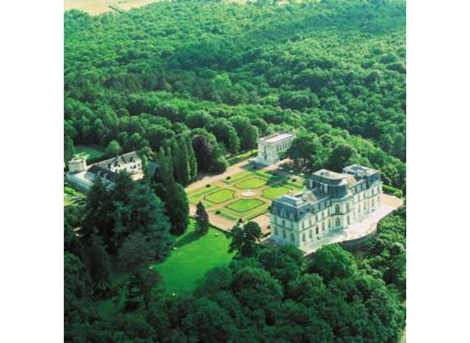Château D'Artigny - Artigny300_VueAerienne.jpg