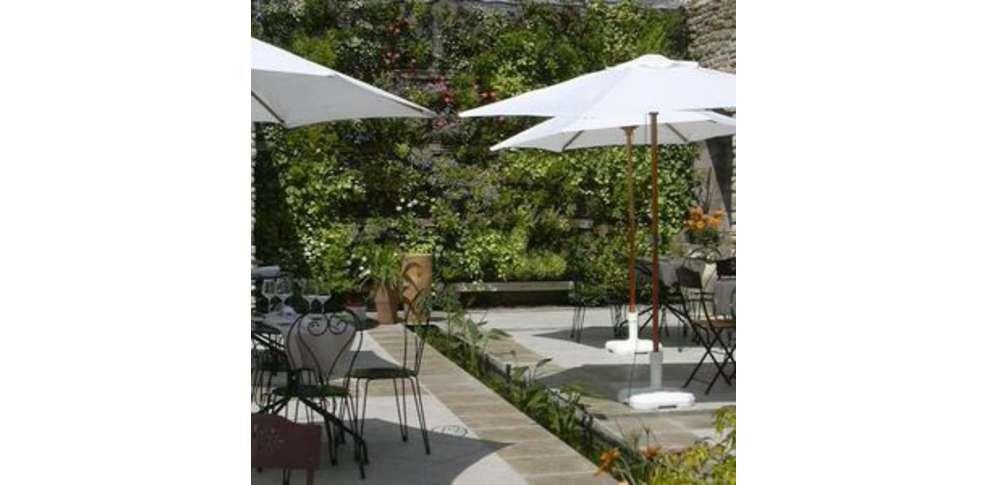 H tel les jardins d 39 ali nor h tel de charme le ch teau d 39 ol ron - Les jardins d alienor chateau d oleron ...
