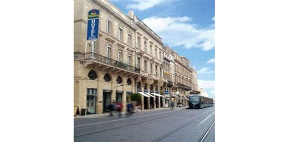 H tel best western bordeaux bayonne etche ona h tel for Bordeaux hotel de charme