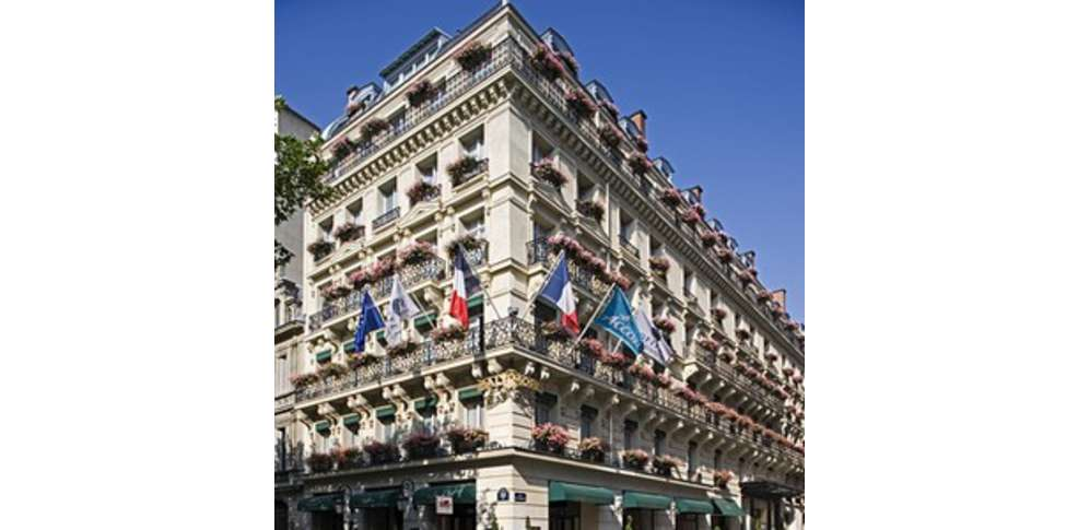 H tel baltimore paris h tel de charme paris for Hotel baltimore paris