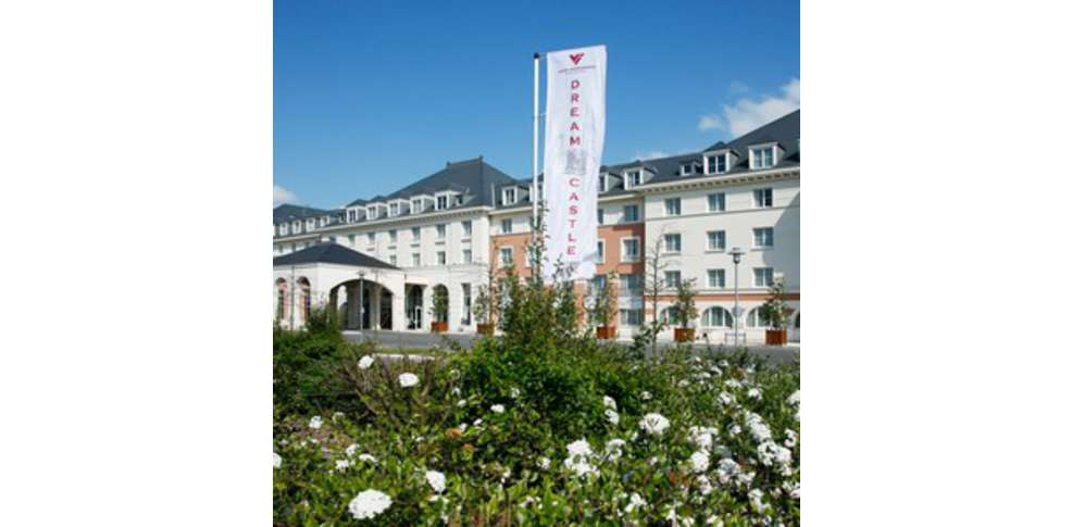 Vienna House Dream Castle Hotel Paris Hotel Magny Le