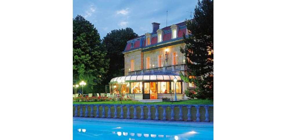 Hotel Grignan Piscine