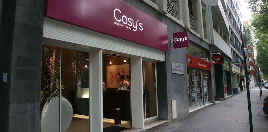 Cosy's Lille Vauban - 