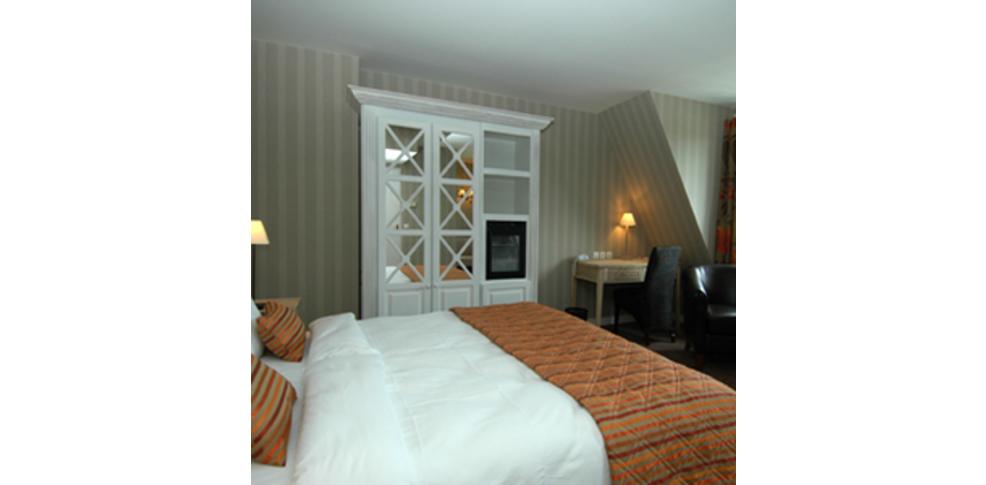 Hotel almoria charmehotel deauville - Chambre thema parijs ...