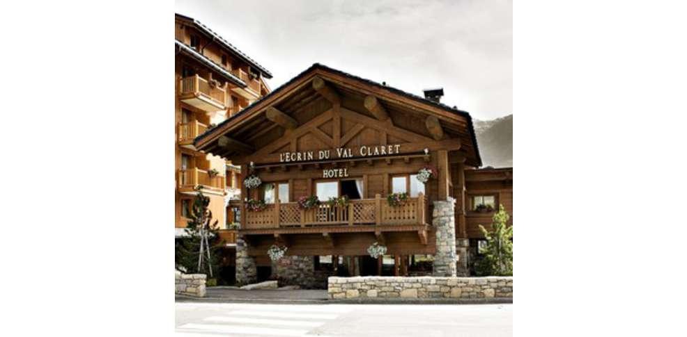Hotel L U0026 39 Ecrin Du Val Claret  Charmehotel Tignes