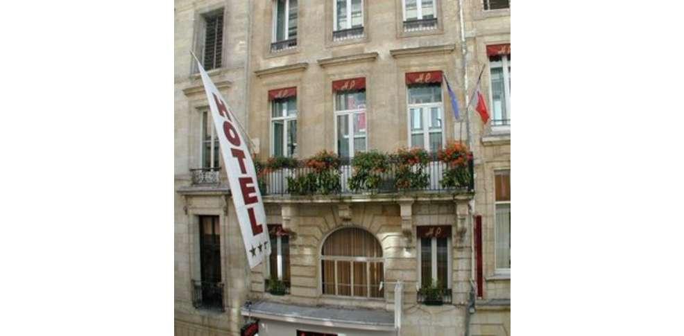 H tel de la presse h tel de charme bordeaux for Bordeaux hotel de charme