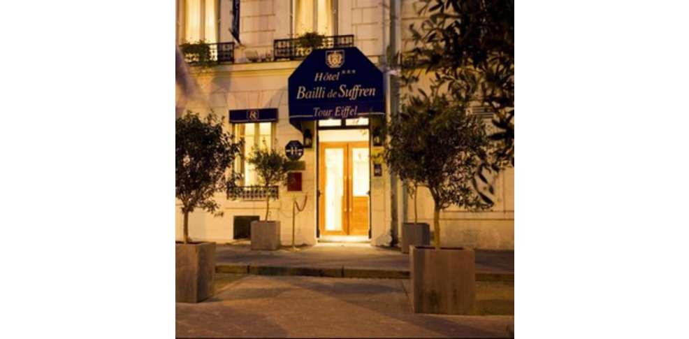 Hotel Bailli De Suffren Paris France
