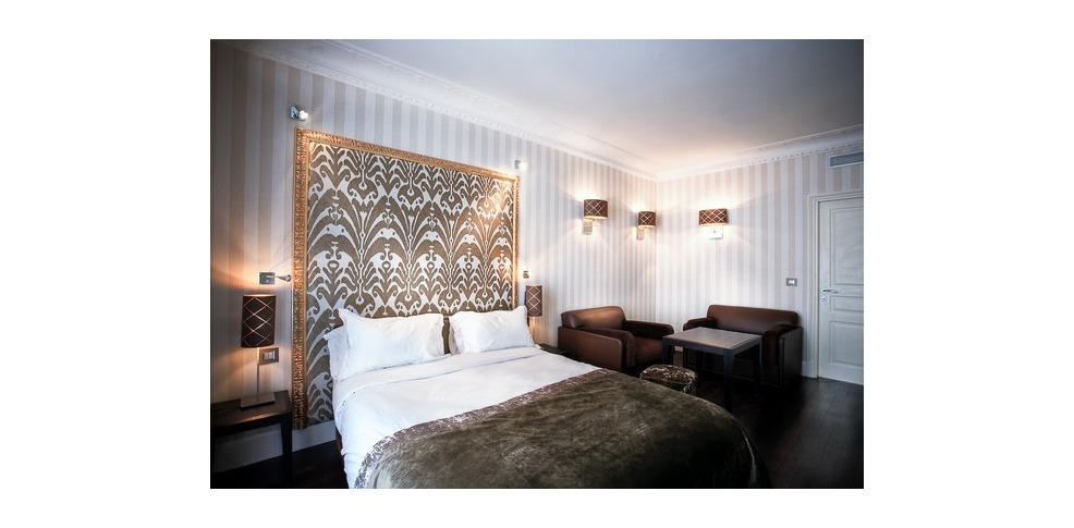 h tel ares eiffel h tel de charme paris. Black Bedroom Furniture Sets. Home Design Ideas
