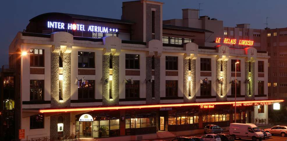 Hotel Pas Chere Limoges