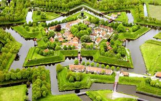 Week-end 4 étoiles entre Drenthe et Groningue