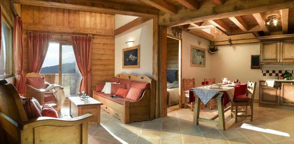 h tel l 39 or e des cimes h tel de charme peisey vallandry. Black Bedroom Furniture Sets. Home Design Ideas