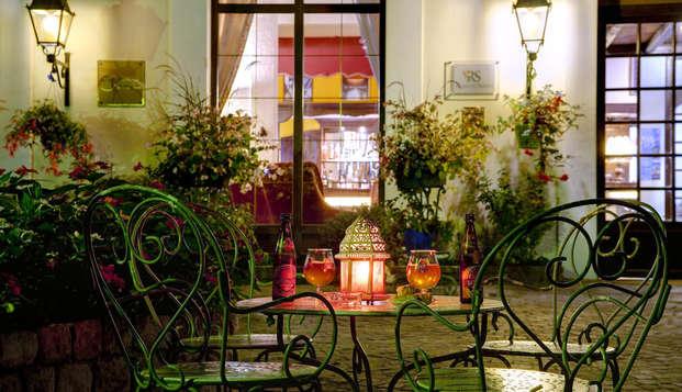 Week-end en chambre sup�rieure � Aix-les-Bains (2 nuits)