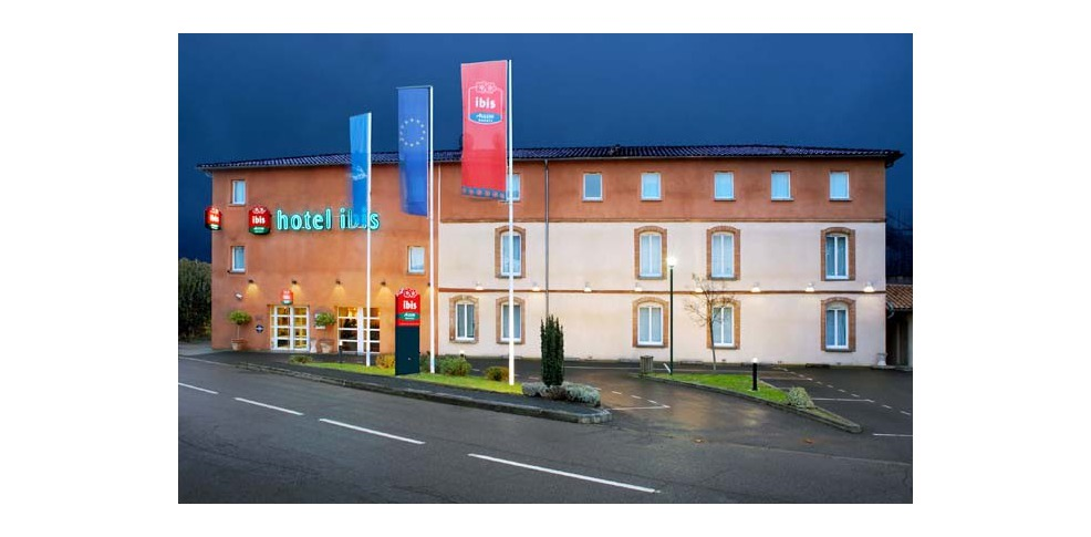 Hotel Ibis Cologne Allemagne