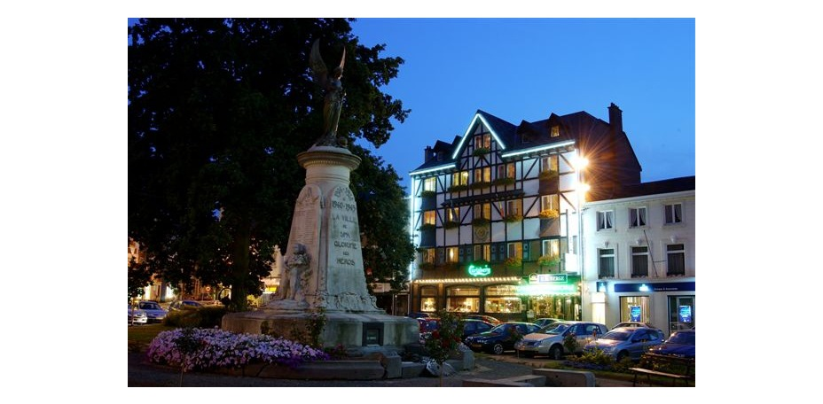 Best Western LAuberge et sa Rsidence - 