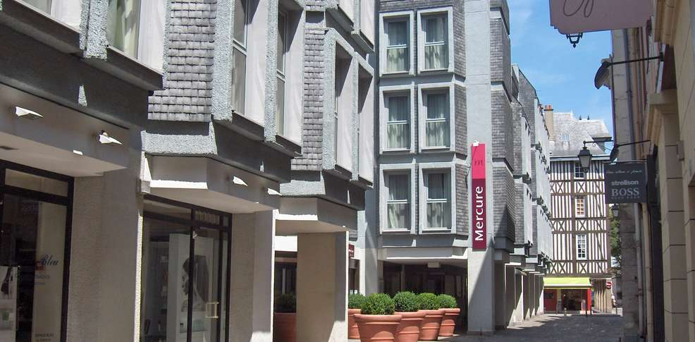 Booking Hotel Rouen Centre Ville