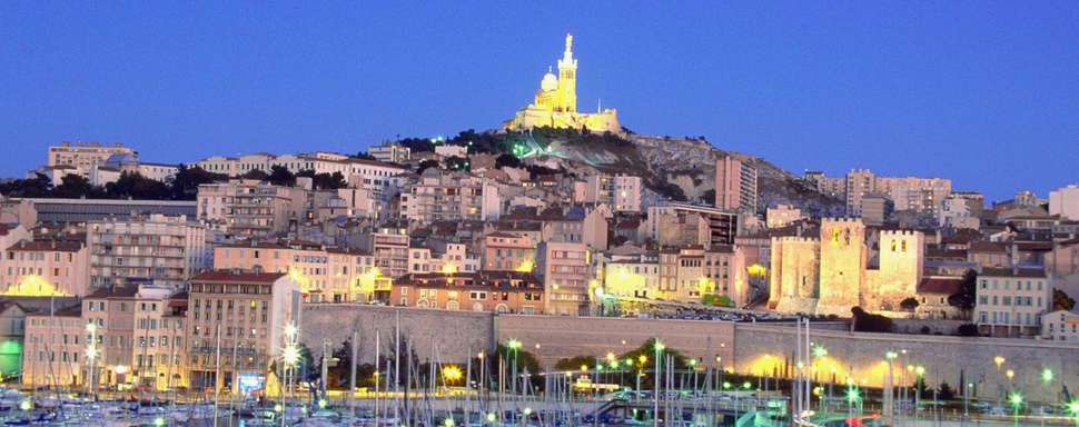 Week end a marseille