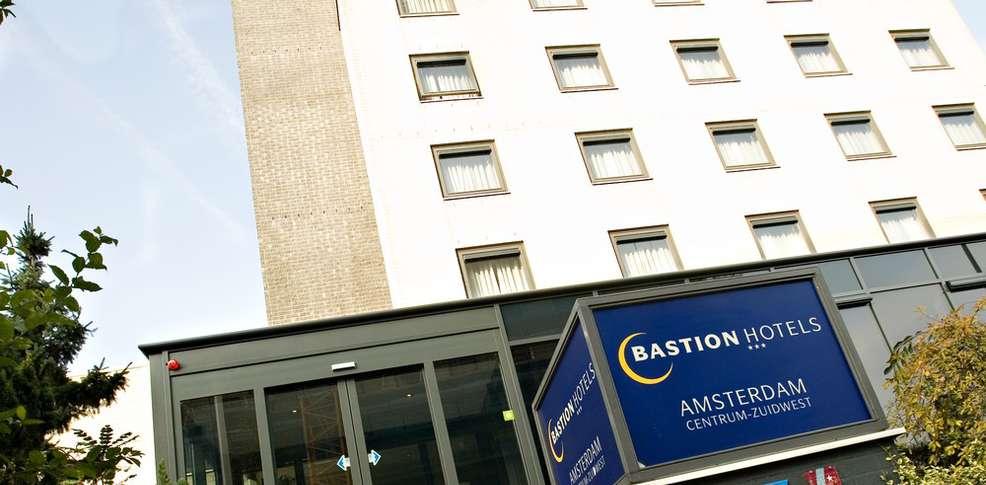 Bastion Hotel Amsterdam Centrum Zuidwest Charmehotel