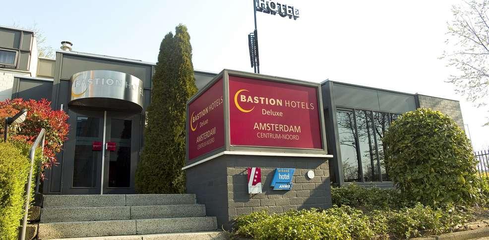 Bastion Deluxe Hotel Amsterdam Centrum Noord Hotel Msterdam