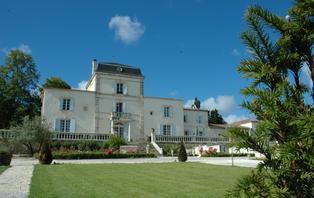 Week end détente dans un château du vignoble Bordelais