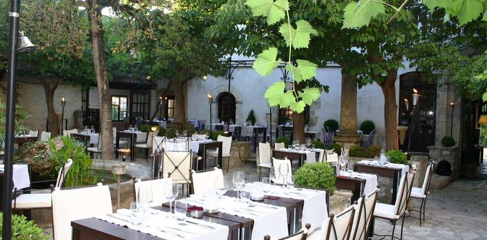 Hotel Restaurant La Colle Sur Loup