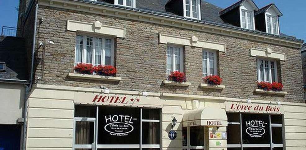 H u00f4tel l'Orée du Bois Fouesnant, charmehotel Fouesnant # Hôtel L Orée Du Bois Fouesnant
