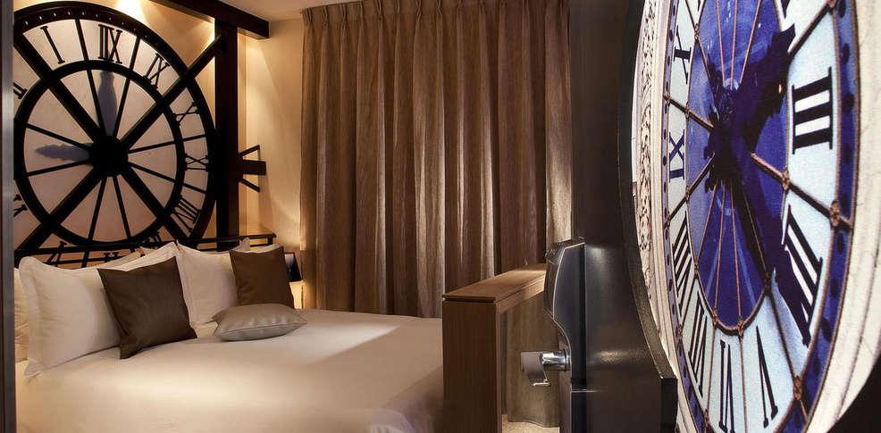 Secret de paris design hotel h tel de charme paris for Secret design paris