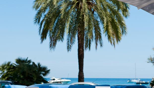 Week-end de charme en chambre deluxe vue mer sur la C�te d'Azur