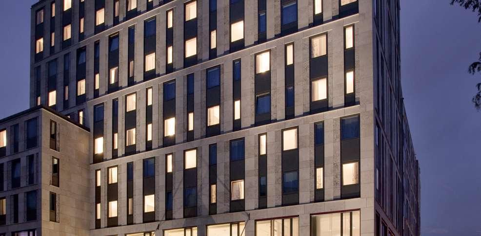 Hotel Melia Dusseldorf Charmehotel Du00fcsseldorf