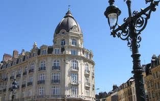Offre spéciale : Week-end détente dans la capitale des Flandres