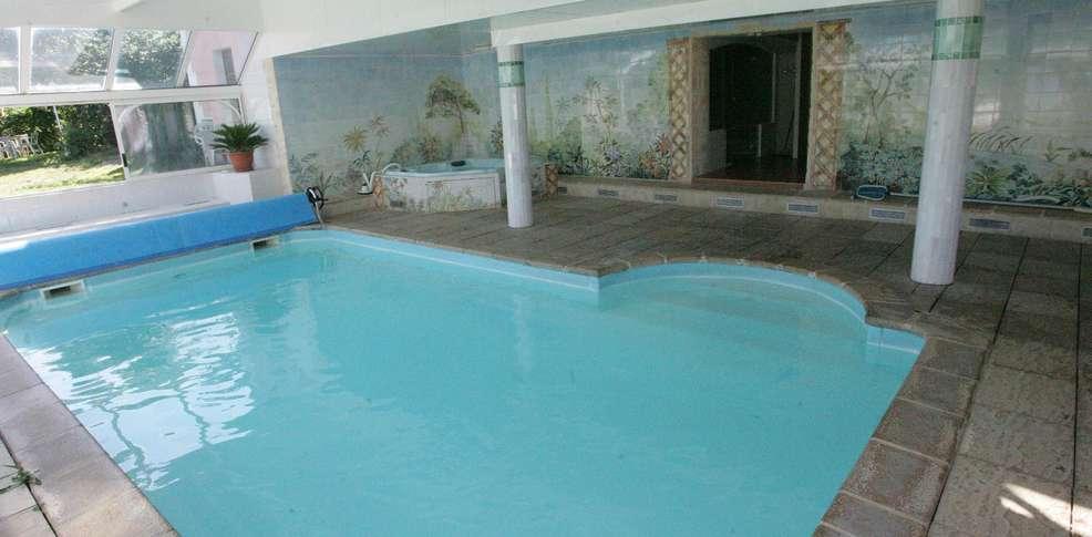 Week end montagne sigoyer avec acc s au spa pour 2 adultes for Hotel piscine interieure paca