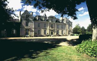 Week-end romantique dans un château de la Loire