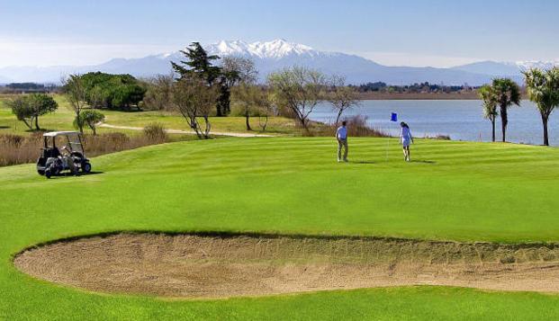 Week-end golf et d�tente pr�s de Perpignan