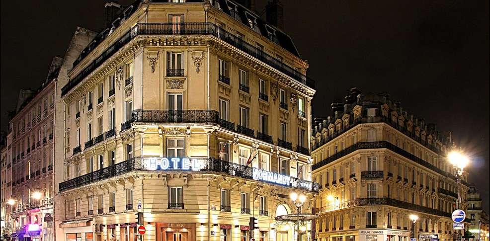 Normandy h tel paris h tel de charme paris for Reservation hotel a paris gratuit