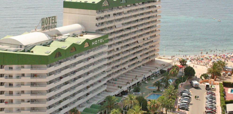 Отели кальпе испания отзывы об отелях