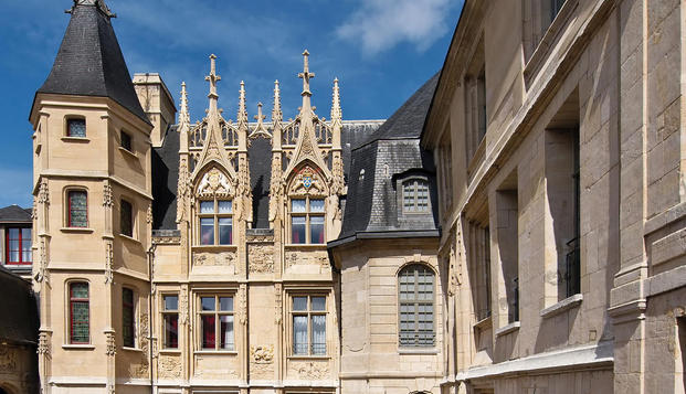Week-end d�tente en 5 �toiles � Rouen