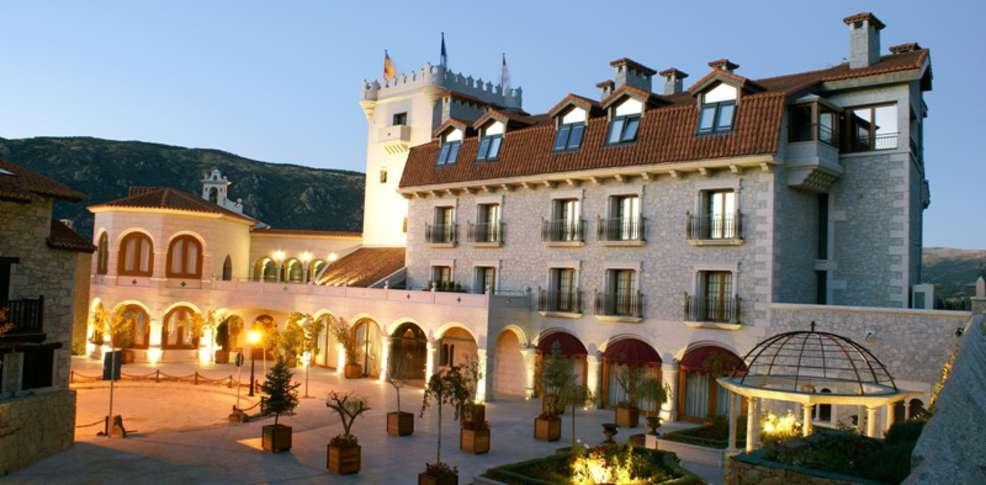 Hotel Real de Bohoyo -