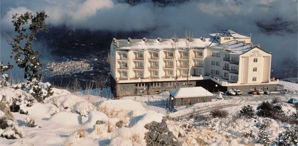 Hotel Santa Cruz Sierra Nevada Booking