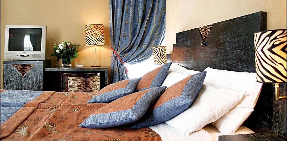 Hotel pavillon op ra bourse charmehotel parijs - Chambre thema parijs ...