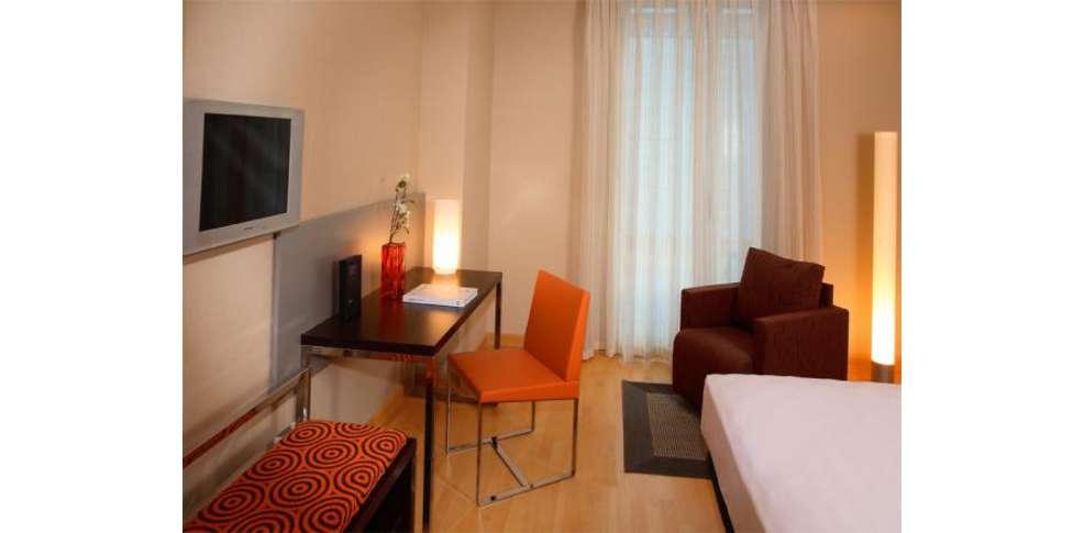 H tel confortel auditori h tel de charme barcelone - Hotel confortel auditori ...