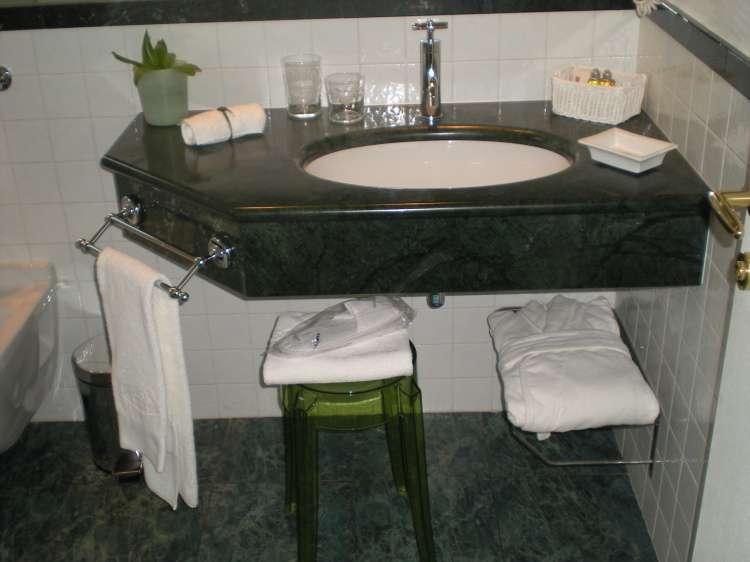 Relais Villa Abbondanzi - Bathroom