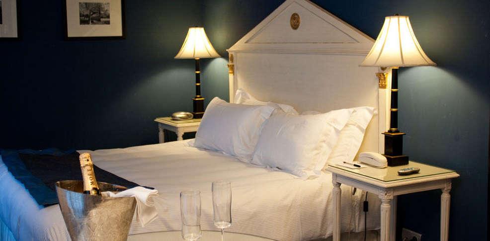 Hotel villa mazarin paris charmehotel parijs - Chambre thema parijs ...