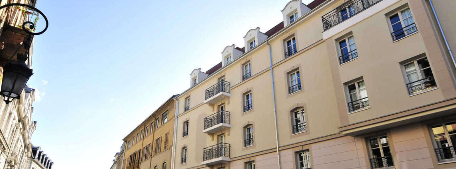 Residhotel mulhouse centre charmehotel mulhouse for Resid hotel