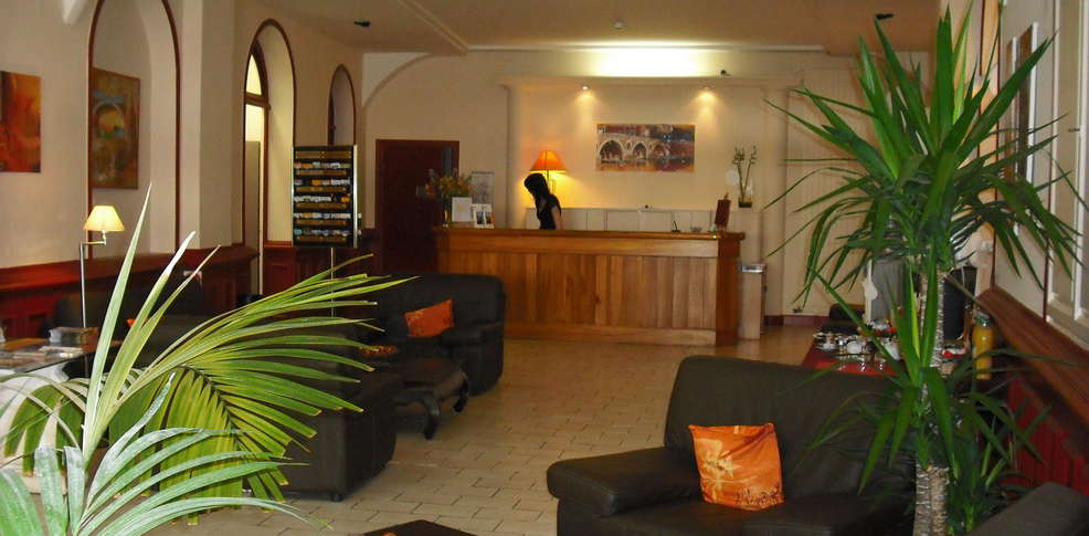 Quality hotel toulouse centre charmehotel toulouse for Hotels toulouse centre