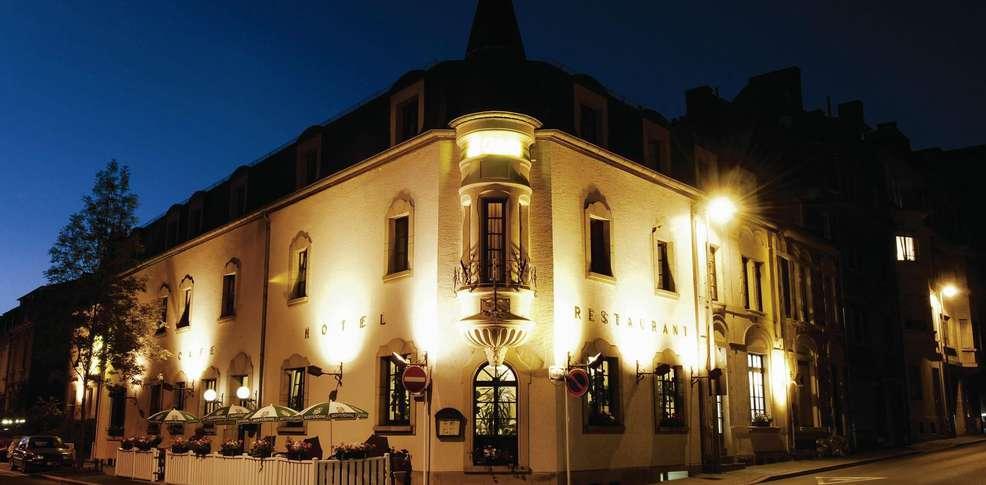 H tel le chatelet h tel de charme luxembourg for Meilleur site de reservation hotel